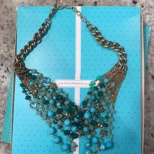 NWT UNWORN STELLA AND DOT Maldives Necklace
